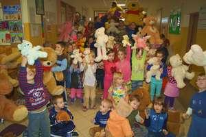 Aż 593 maskotki w gwiździńskiej szkole