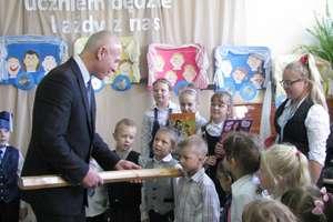 Pasowanie na ucznia w Szkole Podstawowej w Piotrowcu