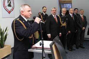 Mirosław Rutecki nowym wojewódzkim komendantem straży