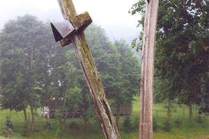 """""""Zapomniane krzyże"""" na wystawie w Sorkwitach"""