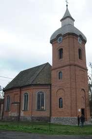 Kościół pw. Chrystusa Króla w Kwitajnach (1714-1719)