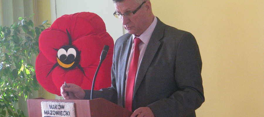 O tym, że do kasy miasta wrócą pieniądze z MZRG, wspomniał na ostatniej sesji rady miejskiej burmistrz Janusz Jankowski