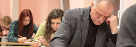 Uczestnicy eliminacji mieli półtorej godziny, by odpowiedzieć na 120 pytań zawartych w teście