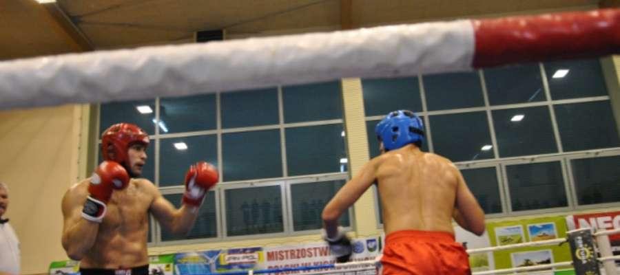 Sebastian Prokop na ringu