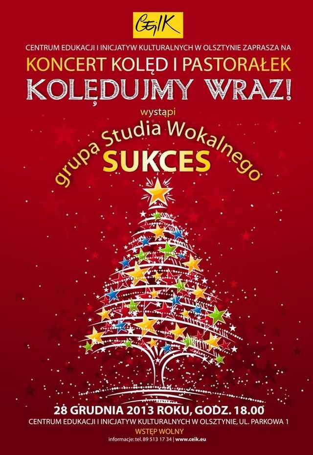 Koncert kolęd i pastorałek - full image