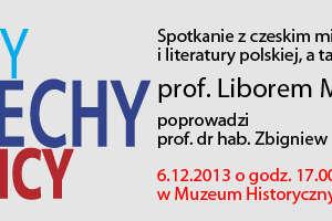 Literatura polska okiem Czecha