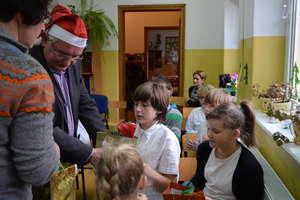 W szkole w Krutyni już był Święty Mikołaj