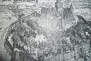 Warmińskie Pompeje, czyli wzgórze za wioską