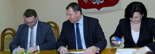 Umowa została podpisana 11 grudnia