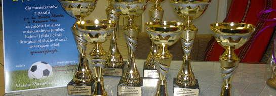 Turniej odbył się 30 listopada