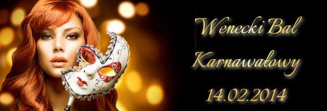 Zapraszamy na prawdziwy Wenecki Bal Maskowy!  - full image