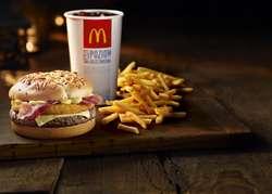 Zgarnij zaproszenie do McDonald's