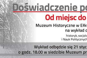 Muzeum zaprasza na wykład
