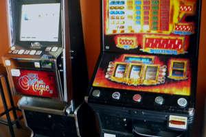 Ukradł z automatów do gier 8860 złotych