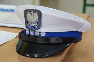 Odprawa roczna w Komendzie Powiatowej Policji w Lidzbarku Warmińskim