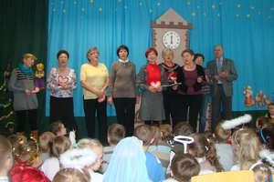 Chór UTW u przedszkolaków
