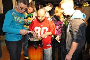 Muzycy grupy Enej odwiedzili Bartoszyce