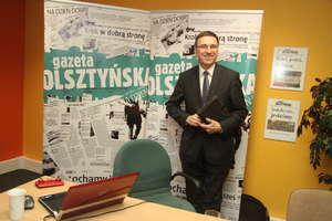 Piotr Grzymowicz odpowiadał na pytania internautów