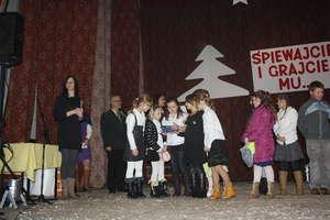 Konkurs kolęd wygrała szkoła z Wiatrowca