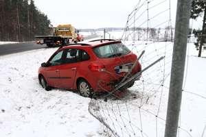 Zima pod kontrolą drogowców, ale stłuczek nie brakuje