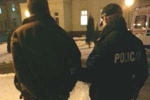Seryjny złodziej trafił do policyjnej celi