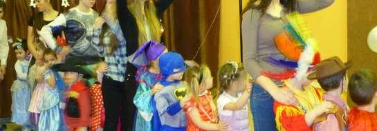 Była to już kolejna wizyta dzieci z miejscowego przedszkola w murach gimnazjum