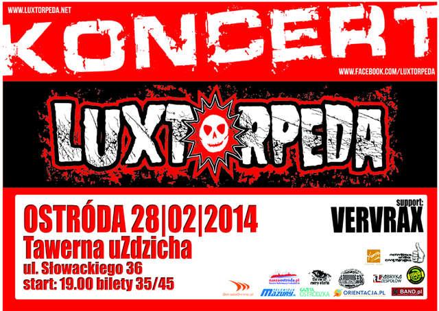 Koncert Luxtorpedy w Ostródzie odwołany - full image