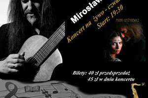 Koncert Mirosława Czyżykiewicza w Pub no 9