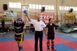 Dobry początek sezonu startowego kurzętnickich kickboxerów
