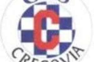 Cresovia grała z DKS, piłkarz