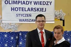 Godnie reprezentowali w Warszawie swoją szkołę