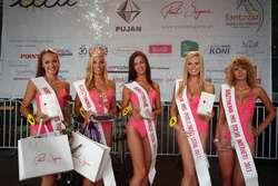 Finał Bursztynowej Miss Polski 2013