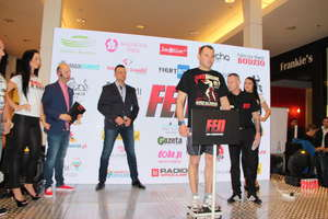 Michał Dembler debiutował w formule MMA