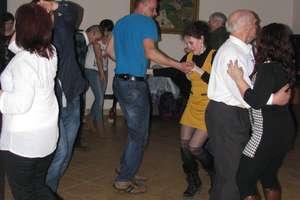 Ostatnia zabawa karnawału mieszkańców Szafarni