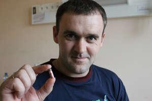 Iwan to bohater dla ukraińskiej społeczności Bartoszyc (FILM, ZDJĘCIA)