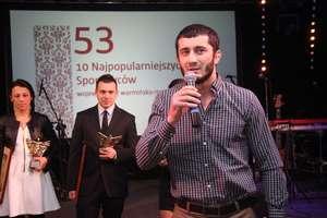 Mamed Chalidow wygrywa 53. Plebiscyt