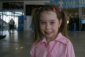 Praca plastyczna 5-letniej Nikoli trafiła do Warszawy