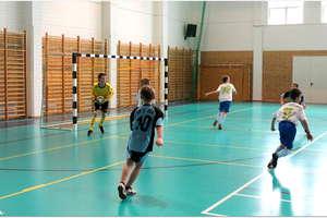 Wiosenny Międzyszkolny Turniej Piłki Nożnej