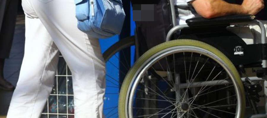 Pieniądze mają zostać przeznaczone na pomoc zawodową i zdrowotną dla niepełnosprawnych