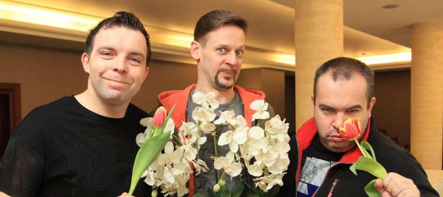 Jedną z gwiazd 21. Mazurskiej Nocy Kabaretowej jest kabaret Ani Mru Mru.