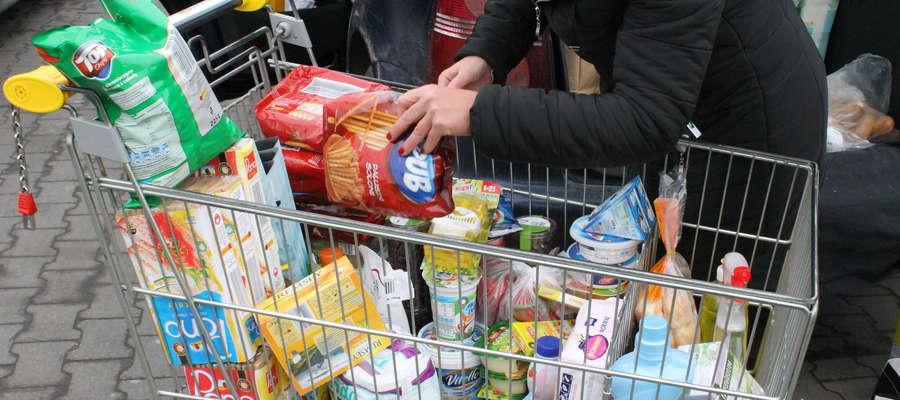 Rosjanie kupują w naszych sklepach wszystko to, co nie zawiera wieprzowiny.