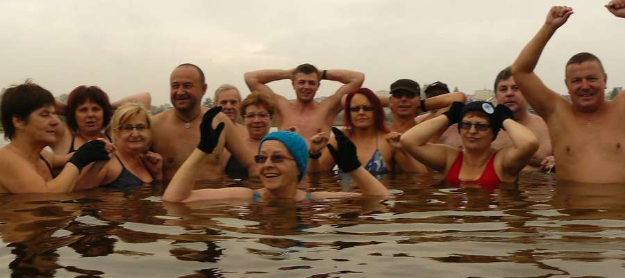 Morsy z Bartoszyc zapraszają na pierwsze pływanie w rzece Łynie.