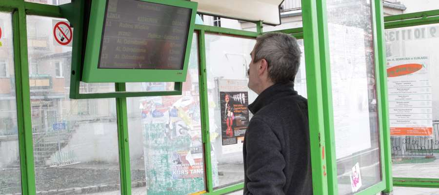 Komunikacja Miejska w Elblągu