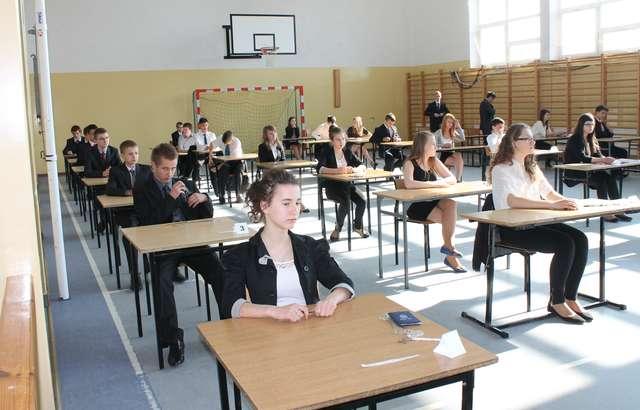 Gimnazjaliści nie stresują się egzaminem  - full image