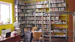 Biblioteka w Milejewie