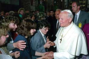 Znamy program obchodów 30 rocznicy wizyty Jana Pawła II w Olsztynie
