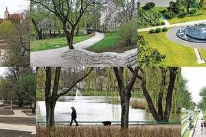 Nowe życie olsztyńskich parków