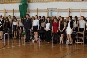 Zakończenie roku szkolnego maturzystów w Zespole Szkół nr 2 w Działdowie