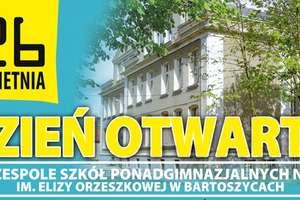 Dzień otwarty w ZSP nr 2 w Bartoszycach