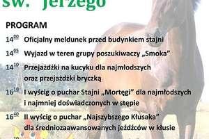 Stajnia w Mortęgach zaprasza na bieg